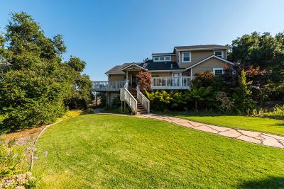 San Luis Obispo County Single Family Home For Sale: 1353 Paseo Ladera Lane