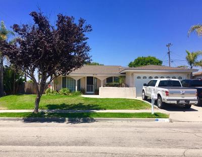 Santa Maria Single Family Home For Sale: 829 Redwood Avenue