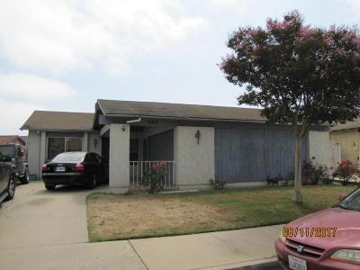 Santa Barbara County Single Family Home For Sale: 904 Colleen Avenue