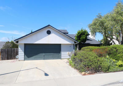 Santa Barbara County Single Family Home For Sale: 349 Wilson Drive