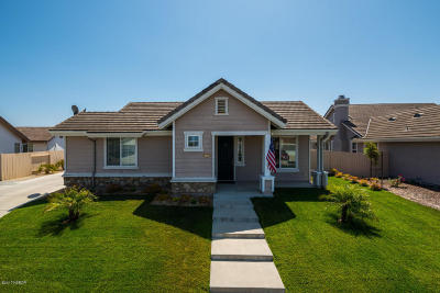 Lompoc Single Family Home For Sale: 3032 Mesquite Lane