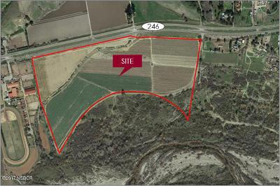 Ballard, Buellton, Los Alamos, Los Olivos, Santa Ynez, Solvang Residential Lots & Land For Sale: 1800 W Highway 246