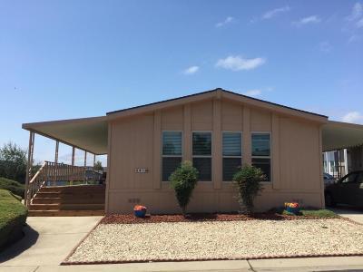 Santa Barbara County Single Family Home For Sale: 1650 E Clark Avenue #291