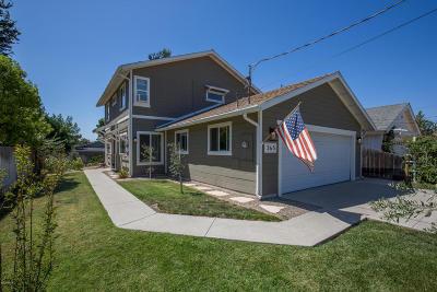 Santa Barbara County Single Family Home For Sale: 365 St Joseph Street