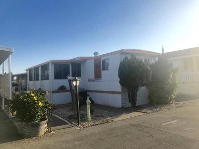 Santa Maria Single Family Home For Sale: 1701 S Thornburg Street #107