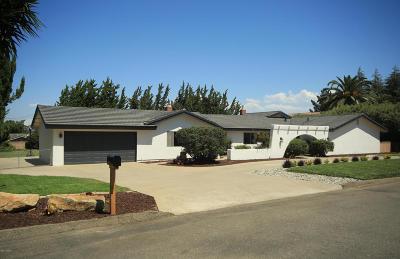 Santa Maria Single Family Home For Sale: 2221 Arrowhead Drive