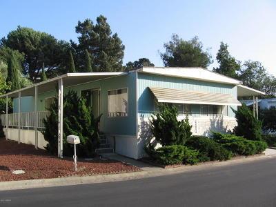 Santa Maria Single Family Home For Sale: 295 N Broadway Street #142