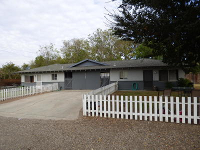 Santa Ynez Multi Family Home For Sale: 1130 Faraday Street #A & B