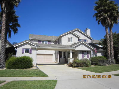 Santa Barbara County Single Family Home For Sale: 721 La Gracia