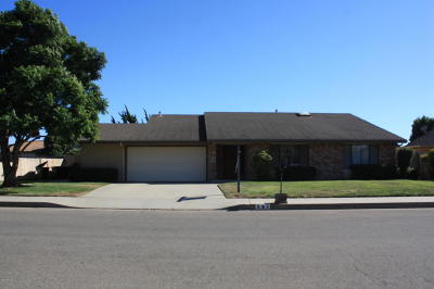 Santa Barbara County Single Family Home For Sale: 567 S Palisade