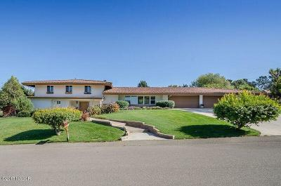 Santa Maria Single Family Home For Sale: 2161 Crystal Drive
