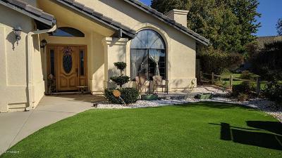 Santa Barbara County Single Family Home For Sale: 3142 Bunfill Drive