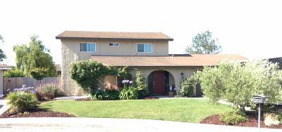 Santa Barbara County Single Family Home For Sale: 630 Angela Court