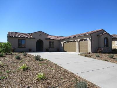 San Luis Obispo County Single Family Home For Sale: 1932 Vista Del Pueblo