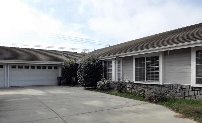 Santa Barbara County Single Family Home For Sale: 360 Pabst Lane