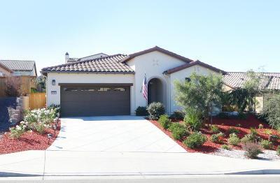 Santa Maria Single Family Home For Sale: 918 Romneya Lane
