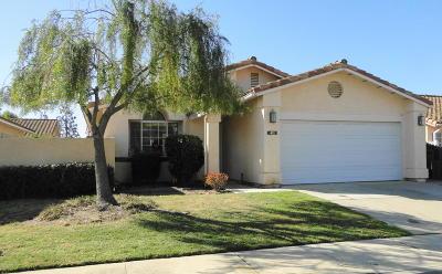 Santa Maria CA Single Family Home For Sale: $372,500