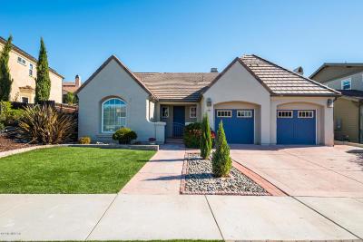 Lompoc Single Family Home For Sale: 3753 Jupiter Avenue