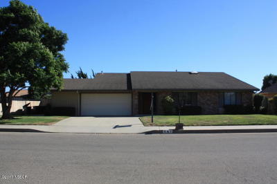 Santa Maria Single Family Home For Sale: 567 S Palisade
