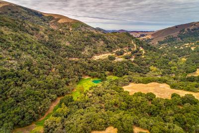 San Luis Obispo County Single Family Home For Sale: 820 Upper Los Berros Road