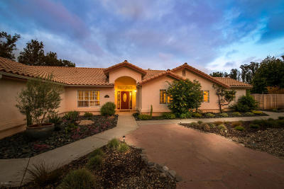 Nipomo Single Family Home For Sale: 1045 La Serenata Way