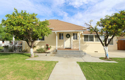 Santa Maria Single Family Home For Sale: 250 S Pacific Street