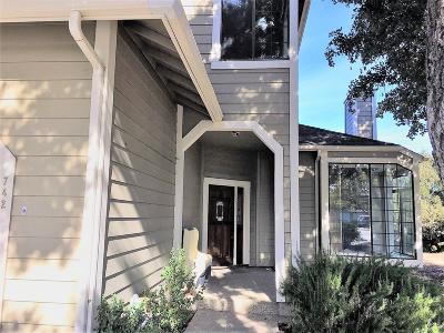 Solvang Single Family Home For Sale: 742 Hillside Drive