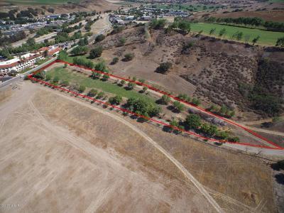 Ballard, Buellton, Los Alamos, Los Olivos, Santa Ynez, Solvang Residential Lots & Land For Sale: 560 McMurray Road