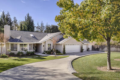 Santa Barbara County Single Family Home For Sale: 922 College Canyon Road