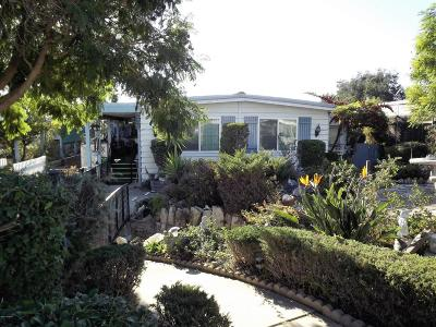 San Luis Obispo County Single Family Home For Sale: 225 Hope Way
