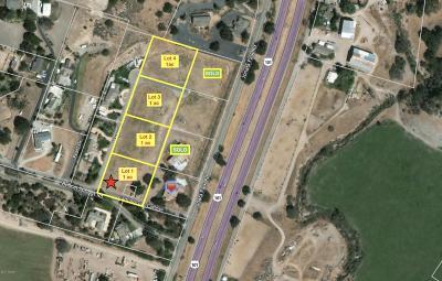 Ballard, Buellton, Los Alamos, Los Olivos, Santa Ynez, Solvang Residential Lots & Land For Sale: 1210 Hager Lane