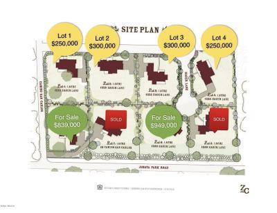 Ballard, Buellton, Los Alamos, Los Olivos, Santa Ynez, Solvang Residential Lots & Land For Sale: 1210 -1255 Hager Lane