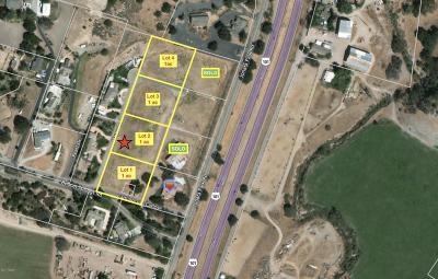 Ballard, Buellton, Los Alamos, Los Olivos, Santa Ynez, Solvang Residential Lots & Land For Sale: 1224 Hager Lane