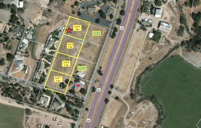 Ballard, Buellton, Los Alamos, Los Olivos, Santa Ynez, Solvang Residential Lots & Land For Sale: 1255 Hager Lane