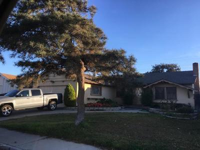 Santa Barbara County Single Family Home For Sale: 430 E. Taft St