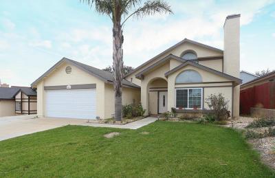 Santa Maria Single Family Home For Sale: 4442 Harmony Lane