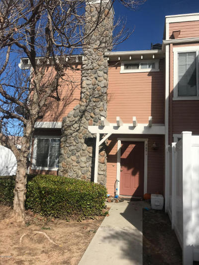 Santa Barbara County Single Family Home For Sale: 2471 Village