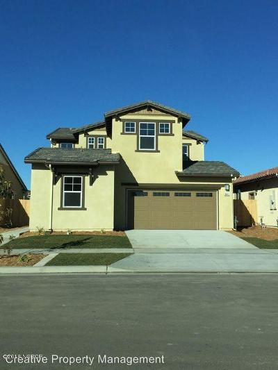 Santa Maria CA Single Family Home For Sale: $499,900