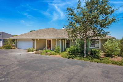 Solvang Single Family Home For Sale: 756 Hillside Drive