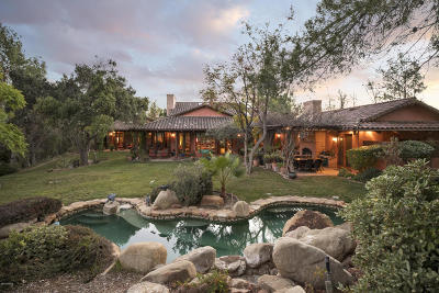Santa Ynez Single Family Home For Sale: 2985 Brinkerhoff Avenue