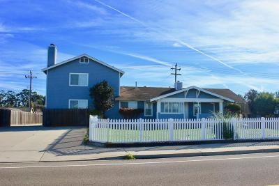 Santa Maria Single Family Home For Sale: 3976 Orcutt Road