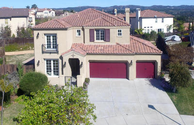 Lompoc Single Family Home For Sale: 628 Celestial Way