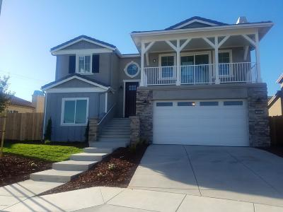 Santa Maria Single Family Home For Sale: 1086 Sanders Court #Lot 12