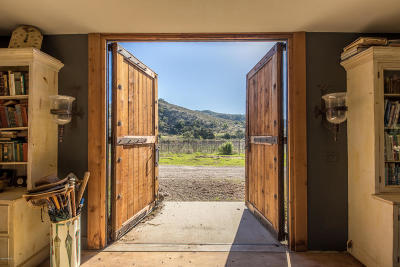 Lompoc Single Family Home For Sale: 2753 Gypsy Canyon Road