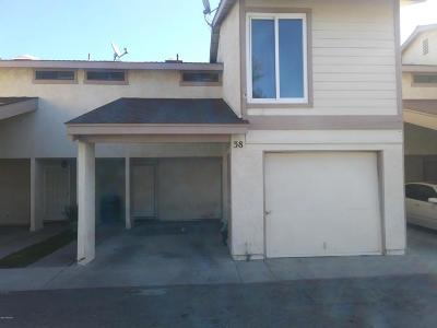 Santa Maria Single Family Home For Sale: 1700 Lynne Drive #38