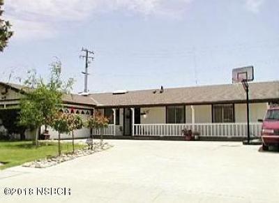 Santa Maria Single Family Home For Sale: 842 Elks Lane