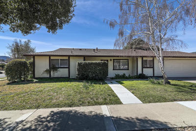 Solvang Single Family Home For Sale: 1656 Juniper Avenue