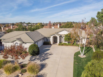 Solvang Single Family Home For Sale: 205 Valhalla Drive