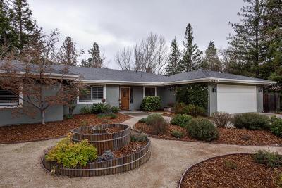 Santa Ynez Single Family Home For Sale: 3314 Sagunto Street