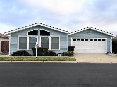Santa Barbara County Single Family Home For Sale: 907 Vista Del Sol